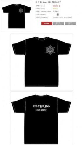 [26/7/2k10][NEWS] Áo phông Solar của Tae Yang bán tại cửa hàng của YG Ent 78b001cf4996db5100e92865